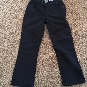 Other - Girls black jeans.